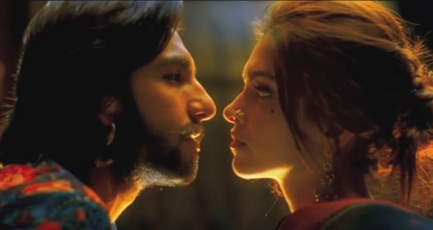 """Goliyon Ki Raasleela Ram-Leela"" - fot. screen z Youtube"