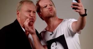 """Jerzy i Maciej Stuhrowie w filmie """"Obywatel"""" - fot. screen z Youtube"""