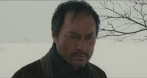 "Ken Watanabe w ""Unforgiven"" - fot. screen z Youtube"