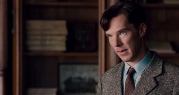 "Benedict Cumberbatch w filmie ""The Imitation Game"" - fot. screen z Youtube"