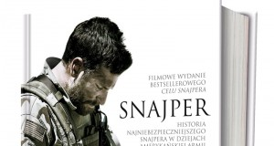 """Snajper"", aut.: Chris Kyle, Jim DeFelice, Scott McEwan - fot. Warner Bros. Polska"