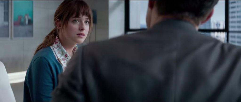 """50 Shades of Grey"" - fot. screen z Youtube"