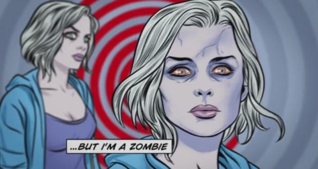 """iZombie"" - fot. screen z Youtube"