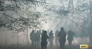"""""""The Walking Dead"""" - fot. screen z Youtube"""