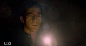 "Jason Isaacs w ""Dig"" - fot. screen z Youtube"
