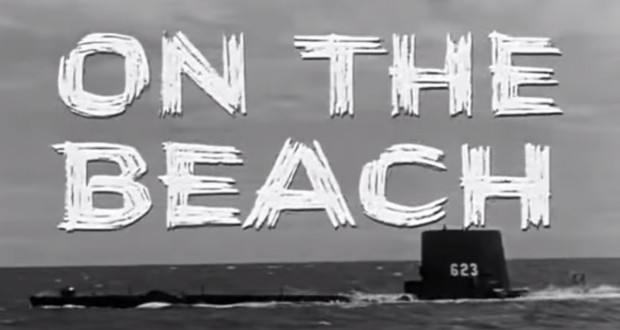 """On the Beach"" - fot. screen z Youtube"