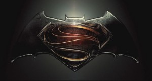 Logo Dawn of Justice filmu Zacka Snydera o Supermanie i Batmanie