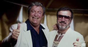 Menahem Golan i Yoram Globus - recenzja filmu Electric Boogaloo The Wild, Untold Story of Cannon Films