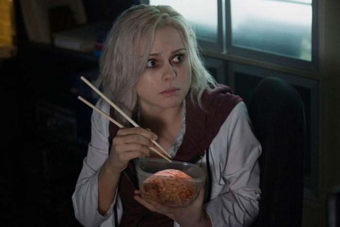 Rose McIver je mózg w serialu iZombie