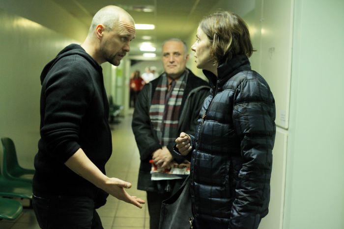 Agata Kulesza i Piotr Nowak w serialu Krew z krwi, sezon 2