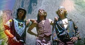 trzech wspinaczy skałkowych recenzja filmu Valley Uprising