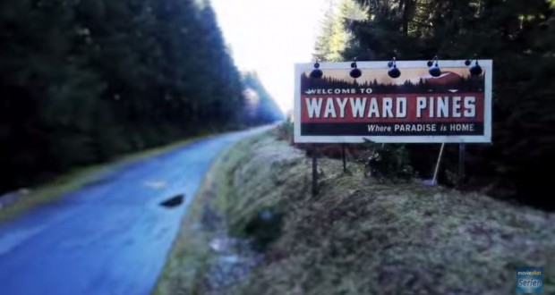 recenzja serialu wayward pines
