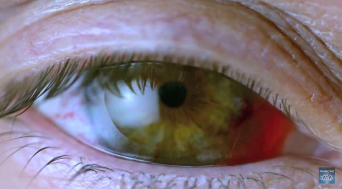oko w serialu Wayward Pines - recenzja pilota