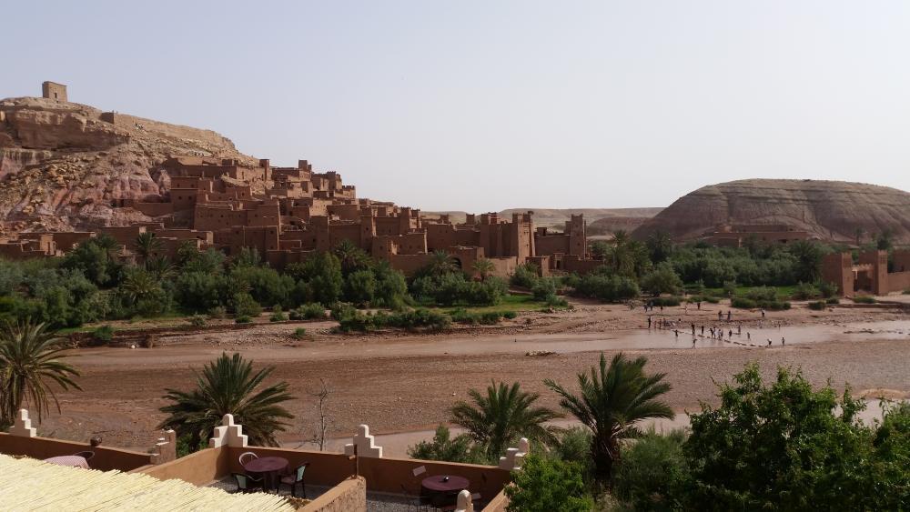Maroko Ajt Bin Haddu