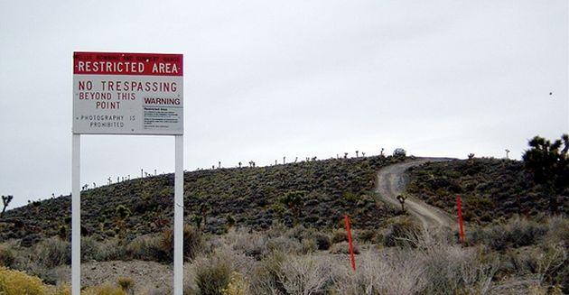 Area 51, crash-site Roswell