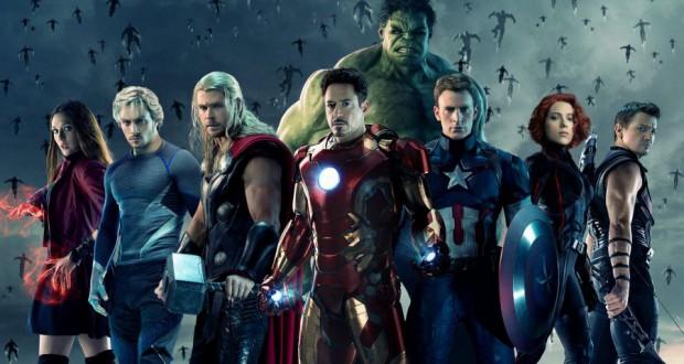 Cała ekipa Avengersów wallpaper
