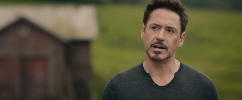 Tony Stark, Robert Downey Jr, recenzja filmu Avengers Czas Ultrona