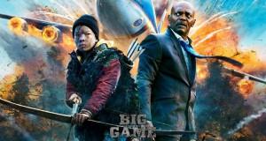 Samuel L. Jackson w filmie Polowanie na prezydenta Big Game