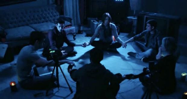 Recenzja wyprodukowanego przez Jamesa Wana horroru Demonic.