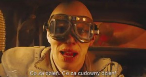 Mad max Fury Road już w kinach.