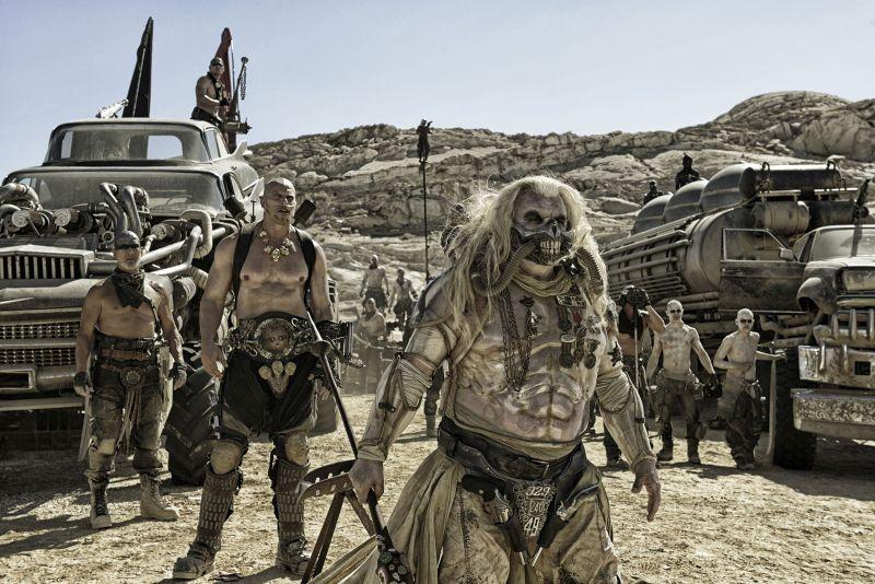 Hugh Keays-Byrne w filmie Mad Max Na drodze gniewu recenzja