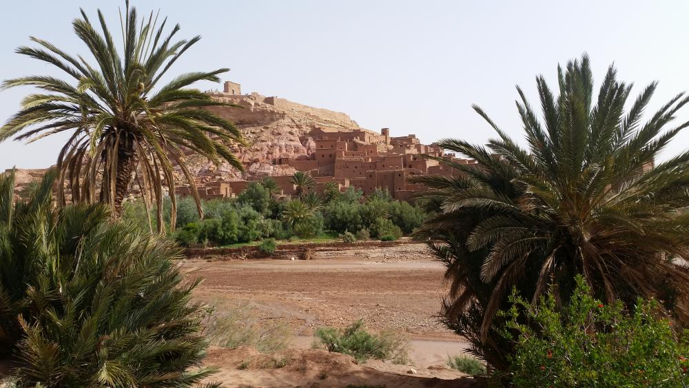 osada Ajt Ben Haddu w Maroku