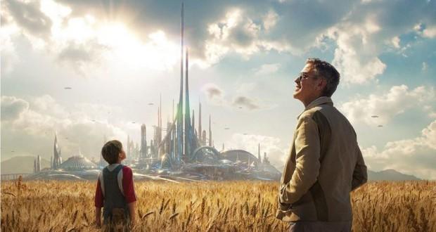 George Clooney w filmie Kraina jutra Tomorrowland