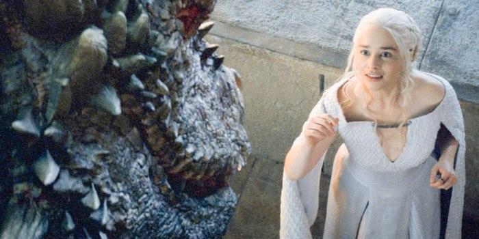Daenerys Targaryen w serialu Gra o Tron