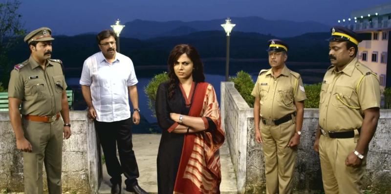 Asha Sarath w filmie Drishyam