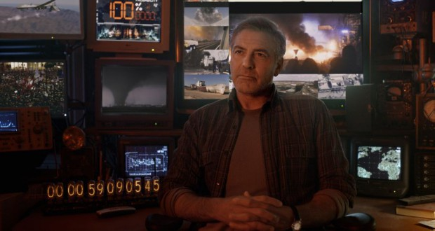 Geroge Clooney recenzja filmu Kraina jutra Tomorrowland