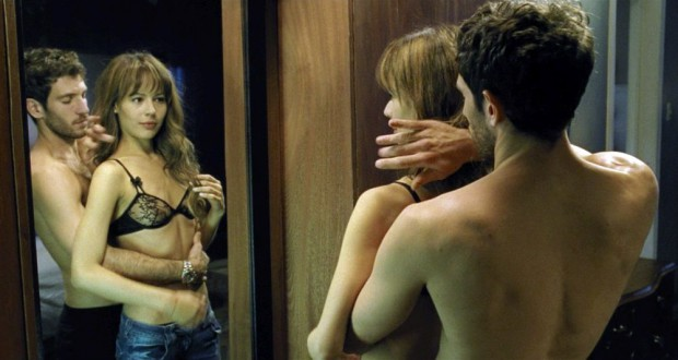 erotyczna scena z filmu la cara oculta