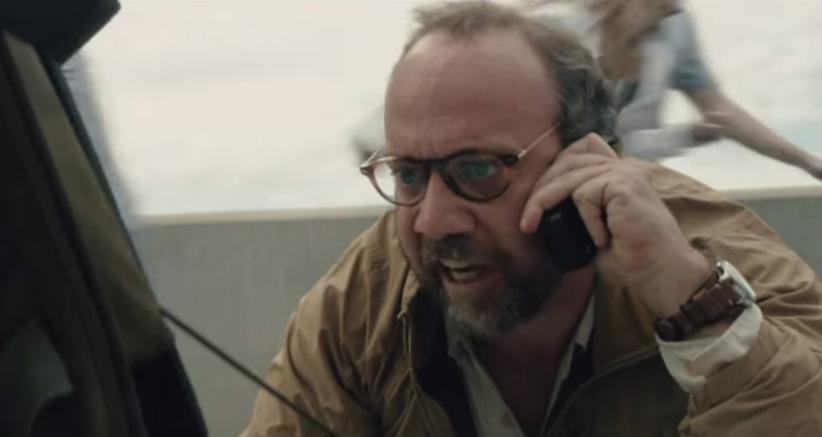 Paul Giamatti recenzja filmu San Andreas