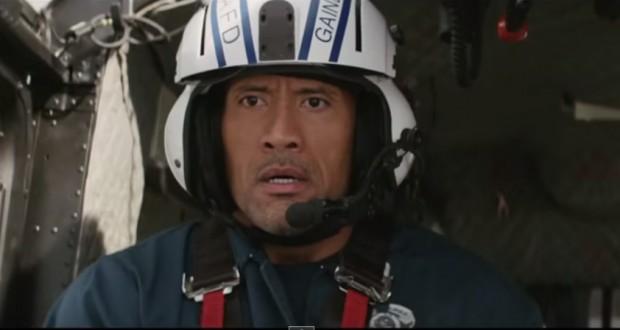 Dwayne Johnson recenzja filmu San Andreas