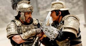 Jackie Chan i John Cussack walczą w filmie Upadek Imperiów Dragon Blade