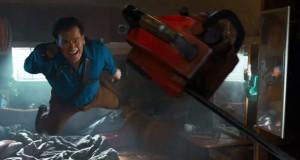 Bruce Campbell w serialu Ash vs Evil Dead
