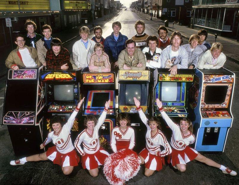 Life, 1982, najlepsi gracze komputerowi