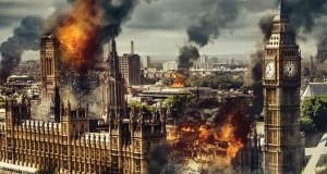 Zwiastun filmu London Has Fallen Londyn w ogniu