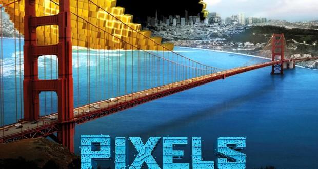 Piksele [Pixels] (2015), reż. Chris Columbus
