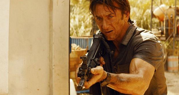 recenzja filmu Gunman: Odkupienie w roli głównej Sean Penn