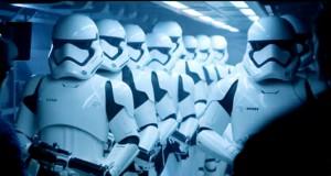 Szturmowcy Impreium Gwiezdne wojny: Przebudzenie mocy zwiastun