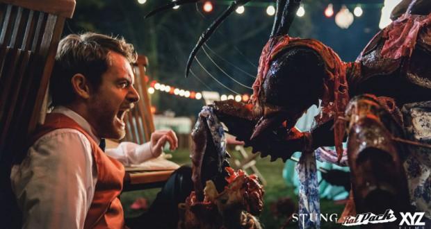 kadr z filmu Stung