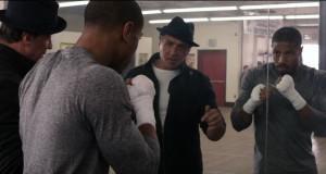 Michael B. Jordan i Sylvester Stallone w zwiastunie filmu Creed