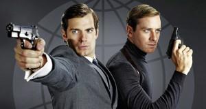 Henry Cavill i Armie Hammer w filmie Kryptonim U.N.C.L.E.