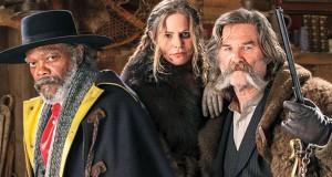 Samuel L. Jackson, Jennifer Jason Leigh oraz Kurt Russell w zwiastunie najnowszego filmu Quentina Tarantino The Hateful Eight.