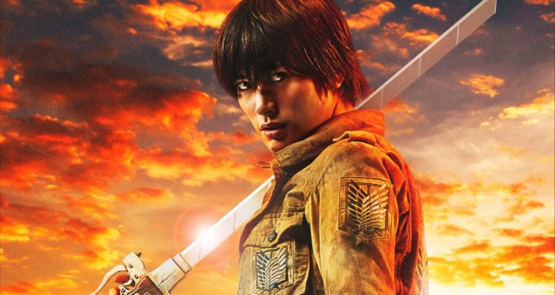 recenzja filmu Attack on Titan