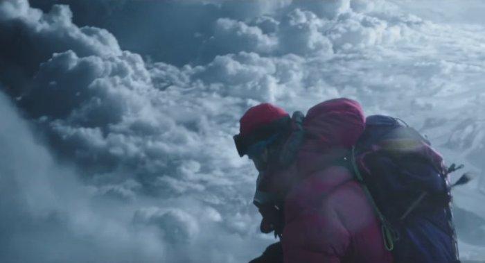 Nadciąga burza w filmie Everest