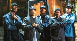 DJ Ren, DJ Yella, Dr. Dre, Eazy-E, Ice Cube - recenzja filmu Straight Outta Compton