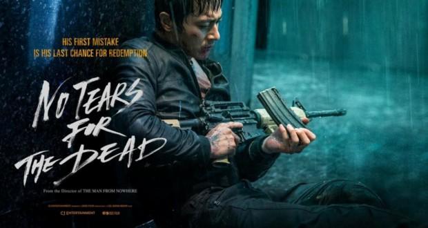 recenzja koreańskiego filmu No Tears for the Dead