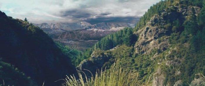 Recenzja filmu Z for Zachariah - krajobraz