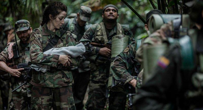 Kolumbijscy partyzanci z dzieckiem - recenzja filmu Alias Maria